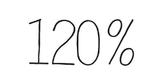 120percento
